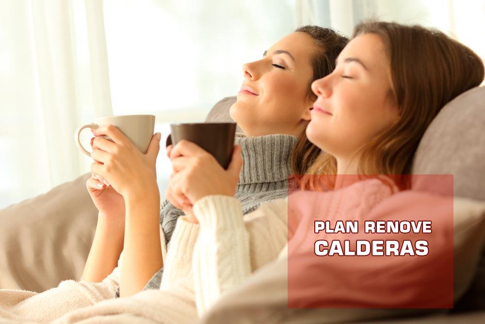 Plan Renove en Calderas